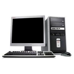 Compaq Presario SR1950NX Media Center desktop computer