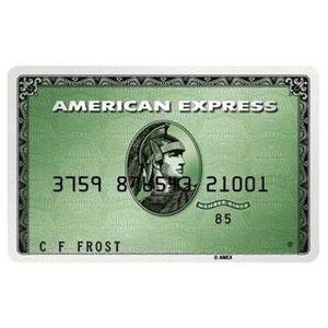 American Express - Green Credit Card