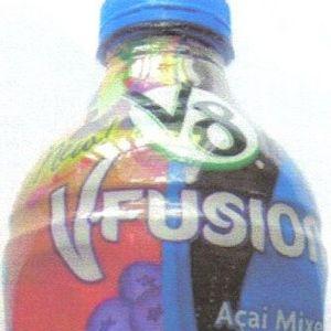V8 V-Fusion Acai Mixed Berry 100% Juice