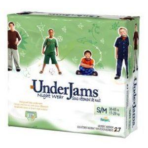 Pampers UnderJams