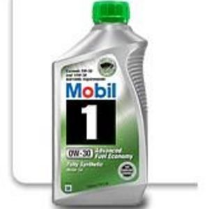 Mobil 1 - 0W-30 Advanced Fuel Economy