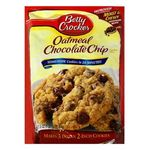 Betty Crocker Oatmeal Chocolate Chip Cookies