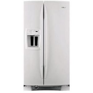 Whirlpool Gold Side-by-Side Refrigerator