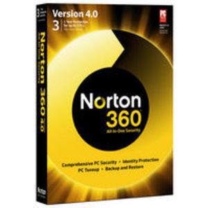 Symantec Norton 360 Version 4.0
