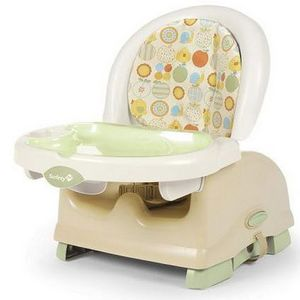 Safety 1st Recline and Grow 5 Stage Booster Seat