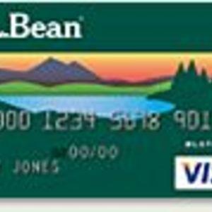 Visa - LLBean