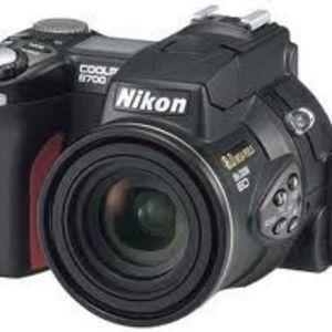 Nikon - Coolpix 8700 Digital Camera