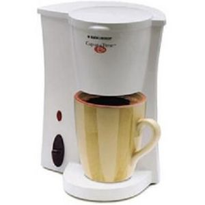 Black & Decker Cup-at-a-Time 12-oz. Personal Coffee Maker