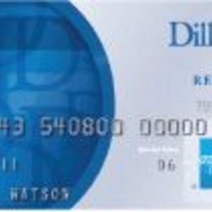 Dillard's - American Express Credit Card