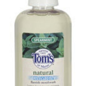 Tom's of Maine Natural Cleansing Peppermint Mouthwash