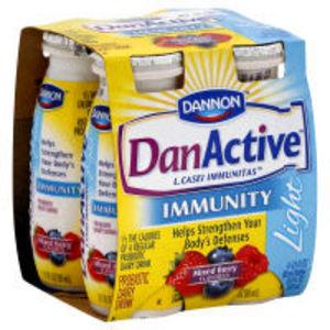Dannon DanActive Light Probiotic Dairy Drink