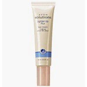 Avon Lighten Up Plus Eye Cream