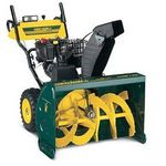 "Yard Man by MTD 21"" Snowblower"
