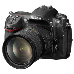 Nikon - D300 Digital Camera
