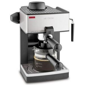 Mr. Coffee Steam Espresso and Cappuccino Machine