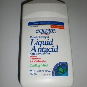Equate Regular Strength Liquid Antacid