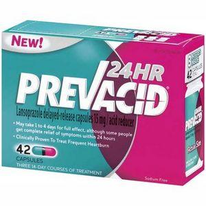 Prevacid SoluTab (lansoprazole)