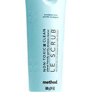 method Le Scrub Gently Abrasive Cleaner