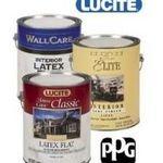 Lucite Elite Exterior Semi Gloss Paint