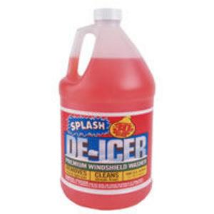 Splash De-Icer Windshield Washer Fluid, 1 Gal