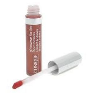 Clinique Glosswear for Lips Sheer Shimmer - All Shades