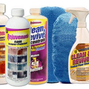 Life Products REJUVENATE Floor restorer & protectant