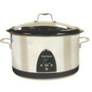 West Bend Electronic Crockery Cooker 84396