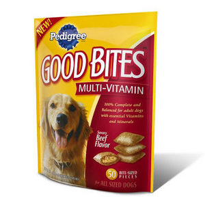 Pedigree Good Bites Dog Treats