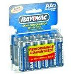 Rayovac - AA Alkaline Batteries