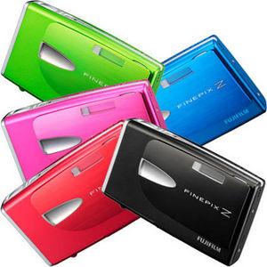 Fujifilm - FinePix Z20 fd Digital Camera