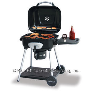 UniFlame Rectangular charcoal grill