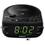 Sony - ICF-CD800 Clock Radio
