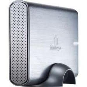 Iomega 250 GB portable hard drive LPHD-UP