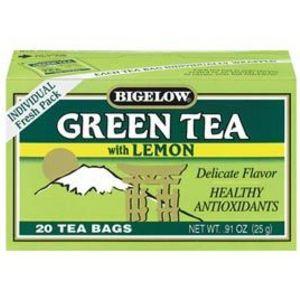 Bigelow - Green Tea with Lemon