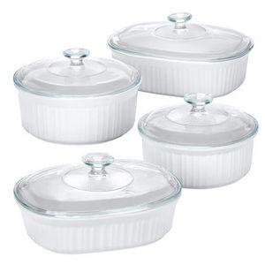 Corningware Casserole Dishes (Various sizes)