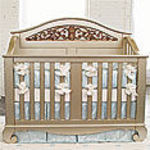 Bratt Decor Chelsea Lifetime Crib