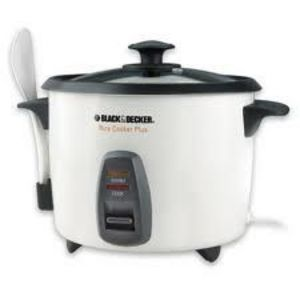 Black & Decker 16-Cup Rice Cooker (RC436)