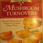 Trader Joe's Mushroom Turnovers