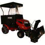 "Craftsman 42"" Dual-Stage Tractor Snowblower Attachment 24838"