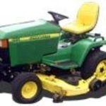 John Deere 445 Garden Tractor