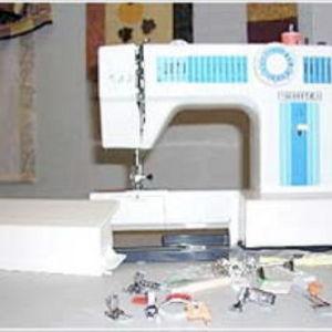 White Sewing sewing machine