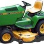 John Deere 285 Garden Tractor
