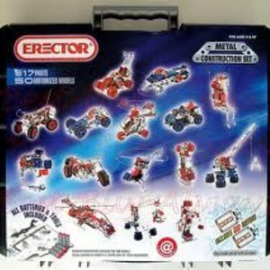 Erector Motorized Special Edition Building Set