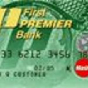 First Premier Bank - Classic Credit Card