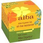 Alba Botanica Aloe & Green Tea Oil-free Moisturizer