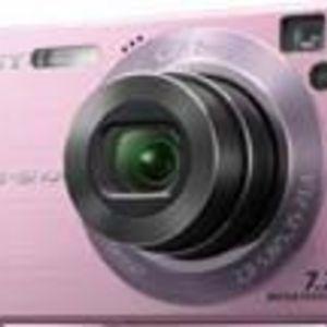 Sony - DSC-W120 Digital Camera