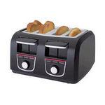 Black & Decker Toast-It-All Plus 4-Slice Toaster