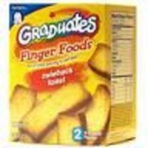 Gerber Graduates Zwieback Toast