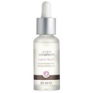 Avon Solutions Ageless Results Nightly Nutrient Peel