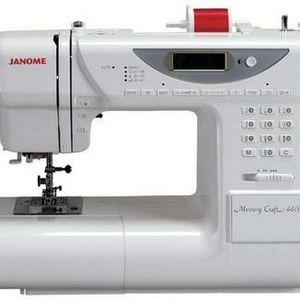 Janome Computerized Sewing Machine